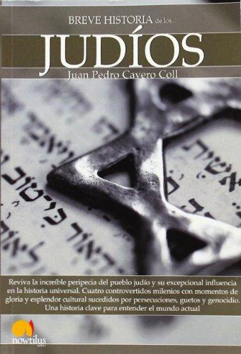 Breve historia de los judios (Spanish Edition)