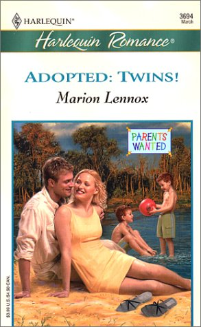 Adopted : Twins!, MARION LENNOX