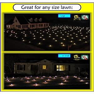 Lawn Lights Illuminated Outdoor Decoration, LED