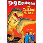The Talking T. Rex (A Stepping Stone Book(TM)) book cover