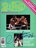 Marvin Hagler & John Mugabi Autographed Magazine Cover PSA/DNA #S47634