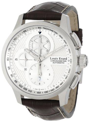 Louis Erard Orologio da Uomo 79220 aa21 1931 - Crono 44m cint.caucciù