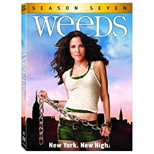 Weeds: Season 7 [Blu-ray] [Import anglais]