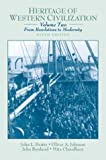 img - for Heritage of Western Civilization, Volume 2 (From Revolutions to Modernity) (9th Edition) book / textbook / text book