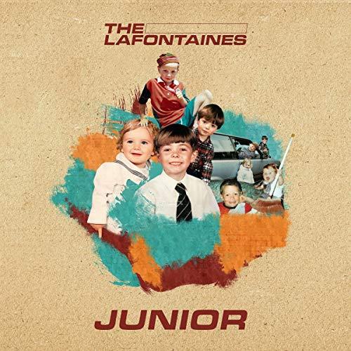 Vinilo : LAFONTAINES - Junior