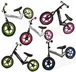 Childrens Metal Balance Bike Learning...
