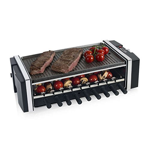 Get Cheap Tower T14020 3 in 1 Reversible Kebab Grill ...