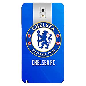 Jugaaduu Chelsea Back Cover Case For Samsung Galaxy Note 3 N9000