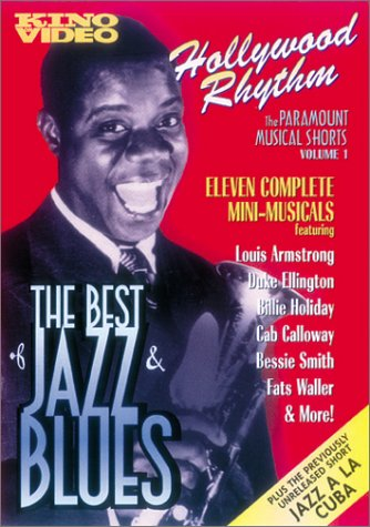 Hollywood Rhythm Vol. 01 - The Best of Jazz & Blues (Bessie Smith St Louis Blues compare prices)
