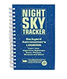 img - for Night Sky Tracker: Backyard Astronomer's Logbook book / textbook / text book