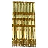 (フレンズ)アメリカピン(ゴールド シルバー) 15本セット ゴールド