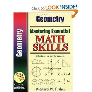 Mastering Essential Math Skills GEOMETRY e-book