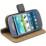 """mumbi Ledertasche im Bookstyle f�r Samsung Galaxy S3 mini Tasche schwarzvon """"mumbi"""""""