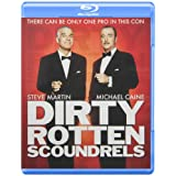 Dirty Rotten Scoundrels Blu-ray – $5.99!