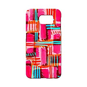 BLUEDIO Designer 3D Printed Back case cover for Samsung Galaxy S6 - G2672