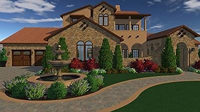 VizTerra - Professional 3D Hardscape and Landscape Design Software (12 Month Access) [Download]