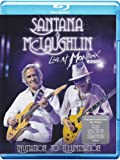 DVD & Blu-ray - Santana & McLaughlin - Live At Montreux 2011/Invitation to Illumination [Blu-ray]