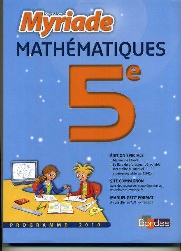 Telecharger Livre Gratuit En Francais Pdf Mathematiques