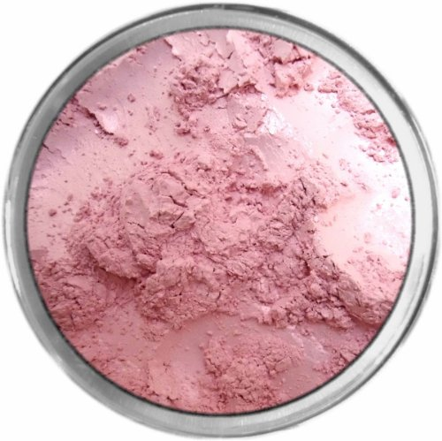 Camisole Loose Powder Mineral Shimmer Multi Use Eyes Face Color Makeup Bare Earth Pigment Minerals Make Up Cosmetics By M*A*D Minerals Cruelty Free - 10 Gram Sized Sifter Jar