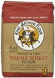 King Arthur, Whole Wheat Traditional Flour, 5 lb