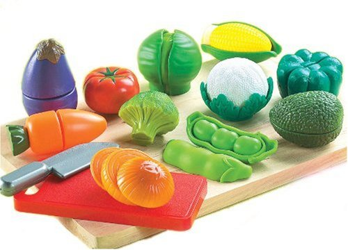 Peel 'N' Play Vegetables