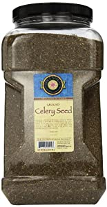 Spice Appeal Celery Seed Ground, 80 Ounce