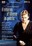 Monteverdi: Il ritorno d'Ulisse in patria [Alemania] [DVD]