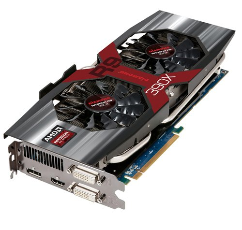 Diamond Multimedia AMD R9 390X PCIE GDDR5 8GB Memory Graphics Video Card R9390XD58G
