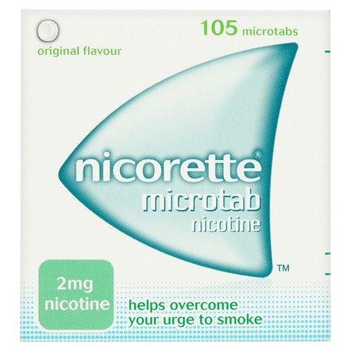 Nic Microtabs 2mg - 100 Tabs