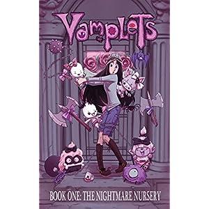 Vamplets: The Nightmare Nursery #HC