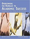 img - for Overcoming the Hurdles to Academic Success: Strategies that Make a Difference by Luzzo Darrell Anthony Spencer Marilyn K. Spencer Marilyn (2002-08-02) Paperback book / textbook / text book