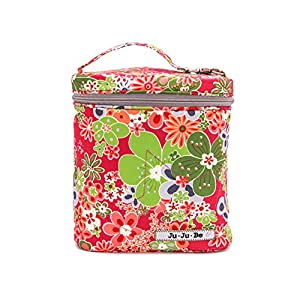 Ju-Ju-Be Fuel Cell Bottle and Lunch-Bag Cooler, Perky Perennials from Ju-Ju-Be