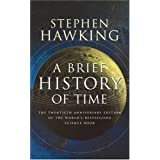 A Brief History of Time: 20th Anniversary editionby Stephen Hawking