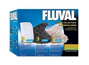Fluval Filter Extra Value Media Pack 105