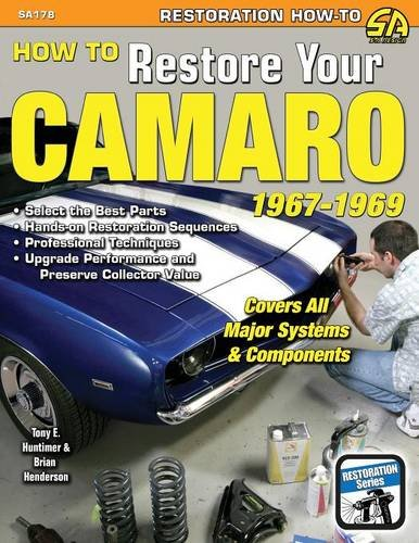 How to Restore Your Camaro 1967-1969 (1967 Camaro Restoration compare prices)