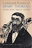img - for Collected Poems of Henry Thoreau book / textbook / text book