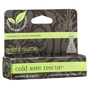 Cold Sore Rescue Gel . 0.27 Ounces