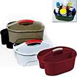 Commercial Caddy Tote Organizer Bucket Storage Tools Housekeeping Auto Cleaning