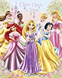 Disney Princess Once Upon a Time Mini Poster Print, 41x51
