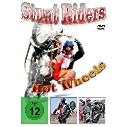 Stunt Riders - Hot Wheels