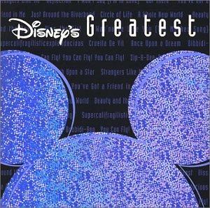 Disney's Greatest 1 by Walt Disney Records