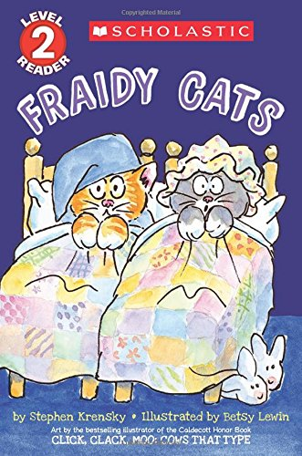 Fraidy Cats (Scholastic Readers)