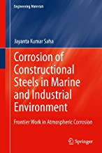 Corrosion of Constructional Steels in Marine and Industrial Environment Frontier Work in Atmospheric