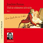 Und sie schämten sich nicht (Vol.1) | Joachim Fernau