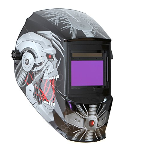 Antra-AH6-660-6320-Solar-Power-Auto-Darkening-Welding-Helmet-with-AntFi-X60-6-Wide-Shade-Range-45-99-13-with-Grinding-Feature-Extra-lens-covers-Good-for-TIG-MIG-MMA-Plasma
