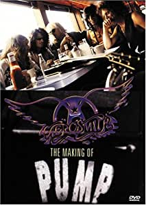 Aerosmith:Making of Pump