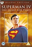 Superman IV - The Quest For Peace ( Region 2 )