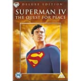 Superman IV - The Quest For Peace ( Region 2 )by Sidney J. Furie