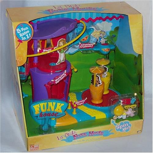 Lil' Bratz Funk House - Buy Lil' Bratz Funk House - Purchase Lil' Bratz Funk House (Bratz, Toys & Games,Categories,Dolls,Playsets,Fashion Doll Playsets)