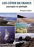 echange, troc Cartes BRGM - Carte géologique : Les côtes de France